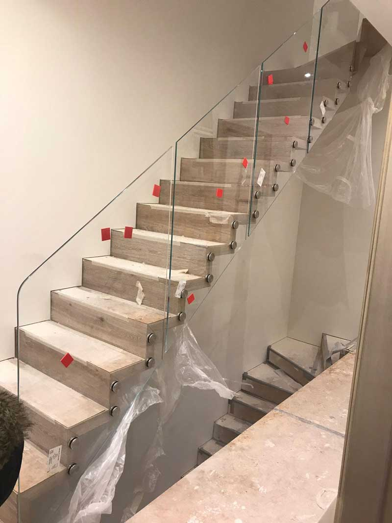 Balustrades in Borehamwood